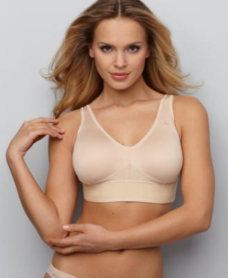 Jockey Sports Bra, Terry Band
