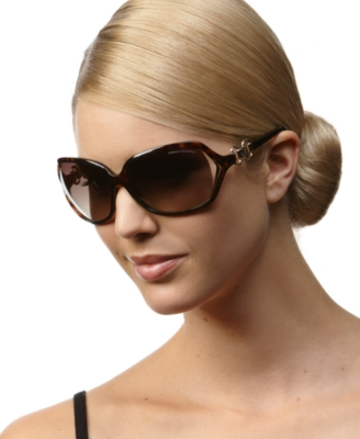 AX Armani Exchange Sunglasses, Vented Square