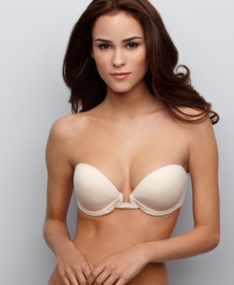 Jezebel Bra, Caress Seamless Strapless - Pajamas & Intimates