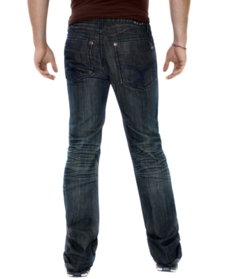Do Denim Jeans, Tinted Straight Leg