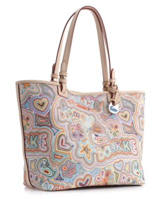 Dooney & Bourke Handbag, Pop Novelty Tote, Medium