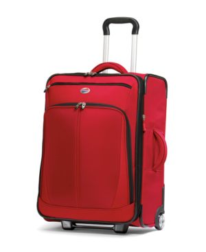 "American Tourister Suitcase, 21"" Ilite Carry-On Upright - Travel Bags"