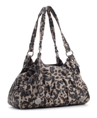 Printed Shoulder Bag - Kathy Van Zeeland