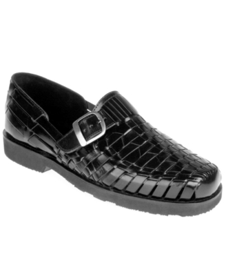 Stacy Adams Shoes, Tonga Woven Fisherman Loafers Men's Shoes