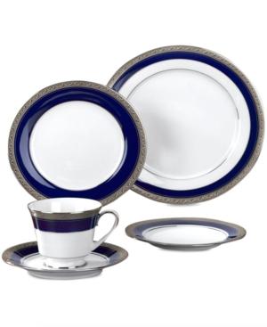 "Noritake ""Crestwood Cobalt Platinum"" Cup"