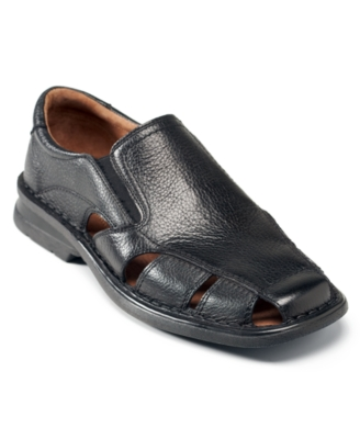 Alfani Sandals, Sonny Closed Toe Fisherman Men's Shoes