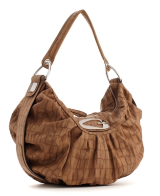 GUESS Handbag, Dreamcatcher Hobo, Large - Hobo Bags
