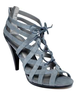 Nine West Shoes, Jemmia Sandals Women's Shoes - Gladiator Heels