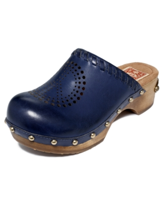 Lucky Brand Shoes, Lila Clogs Women's Shoes