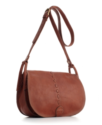 Lucky Brand Jeans Handbag, Saddle Up Hobo