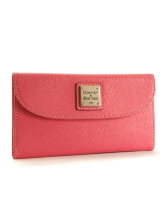 Dooney & Bourke Wallet, Leather Continental