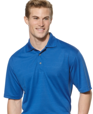 Champion Tour Golf Shirt, Solid Performance Polo Shirt
