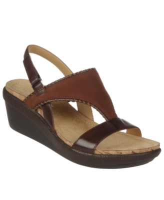 Naturalizer Shoes, Midlake Sandals Women's Shoes