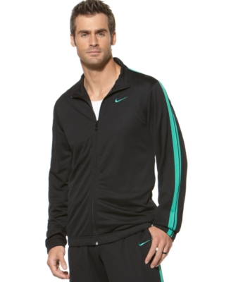 Nike Jacket, Mesh Track Jacket - Sporty Men's Track Jackets