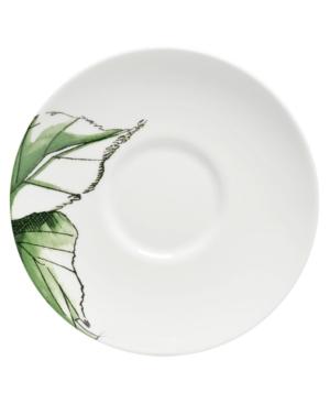 Vera Wang Wedgwood Dinnerware, Floral Leaf Tea Saucer