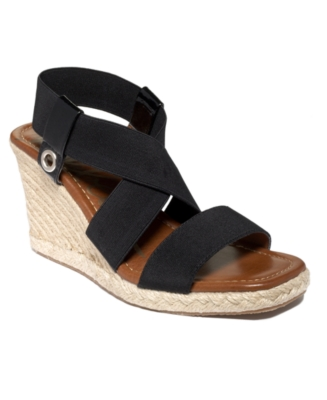 Rebels Shoes, Genius Wedge Sandals Women's Shoes