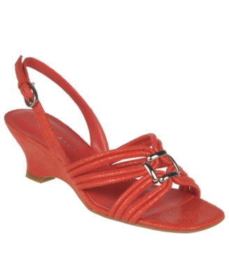 Etienne Aigner Shoes, Tamara Sandals Women's Shoes