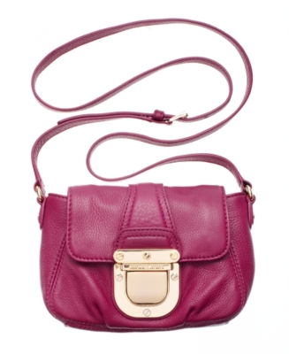 MICHAEL Michael Kors Handbag, Charlton Crossbody Bag