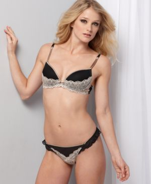 Felina Bra, Uptown Girl Seamless Padded Push Up