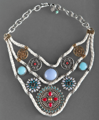 Lucky Brand Necklace, Solstice