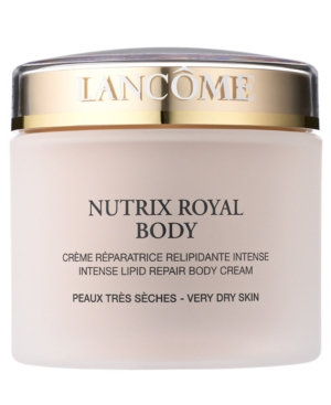 Lancôme NUTRIX ROYAL BODY Deeply Repairing - Nourishing Cream, 7.0 Fl. Oz.