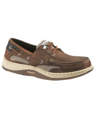 Sebago Triton Three Eye Deck Shoes