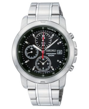 Chronograph Watches - Seiko