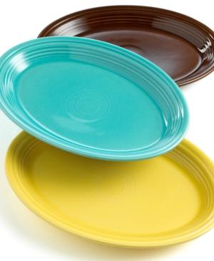 """Fiesta 13"""" Oval Platter"""