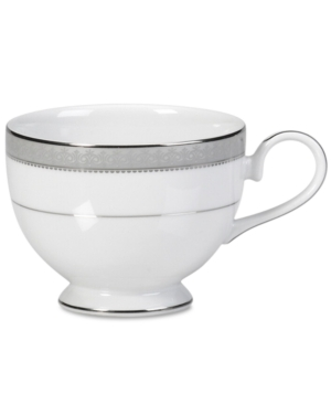 Mikasa Dinnerware, Platinum Crown Teacup