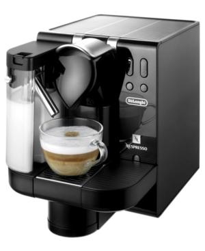 De'Longhi EN670.B Espresso Machine, Nespresso Lattissima
