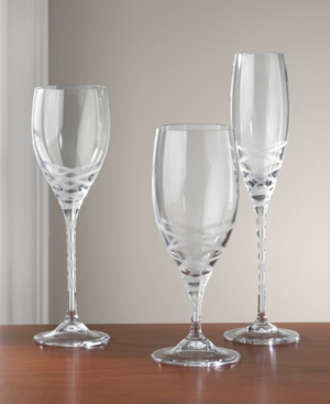 "Vera Wang ""Blanc sur Blanc"" Iced Beverage Glass"