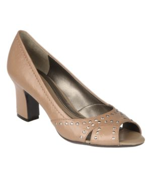 Naturalizer Shoes, Firefly Pumps Women's Shoes