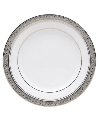 Noritake Dinnerware, Crestwood Platinum Bread and Butter Plate