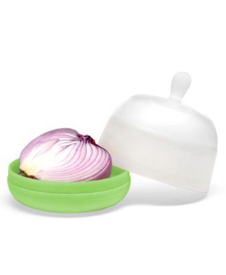 Prepara Vegetable Storage Containers, Set of 3 Veggie Savors