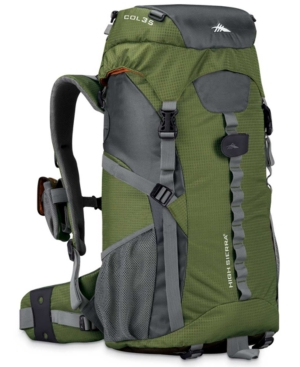 High Sierra Hiking Backpack, Col 35