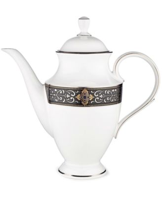 Lenox Vintage Jewel Coffee Pot