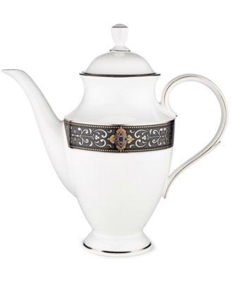 Lenox Vintage Jewel Coffee Pot