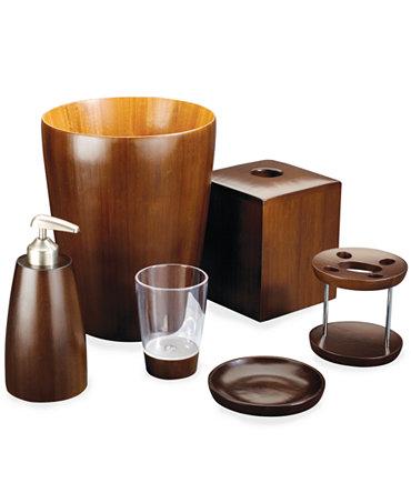 Umbra bath accessories boomba collection bathroom for Umbra bathroom accessories