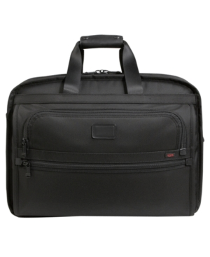 "Tumi Business Case, 14"" Alpha Travel Laptop Friendly Case"