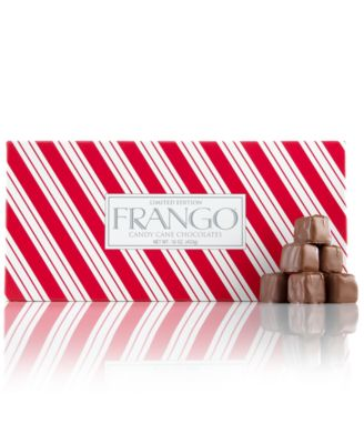 Image of Frango Chocolates, 45-Pc. Limited Edition Candy Cane Box of Chocolates