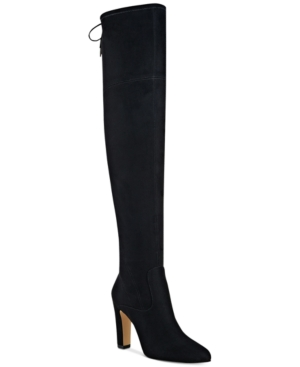 Ivanka Trump Smith Over-The-Knee Boots Women's Shoes