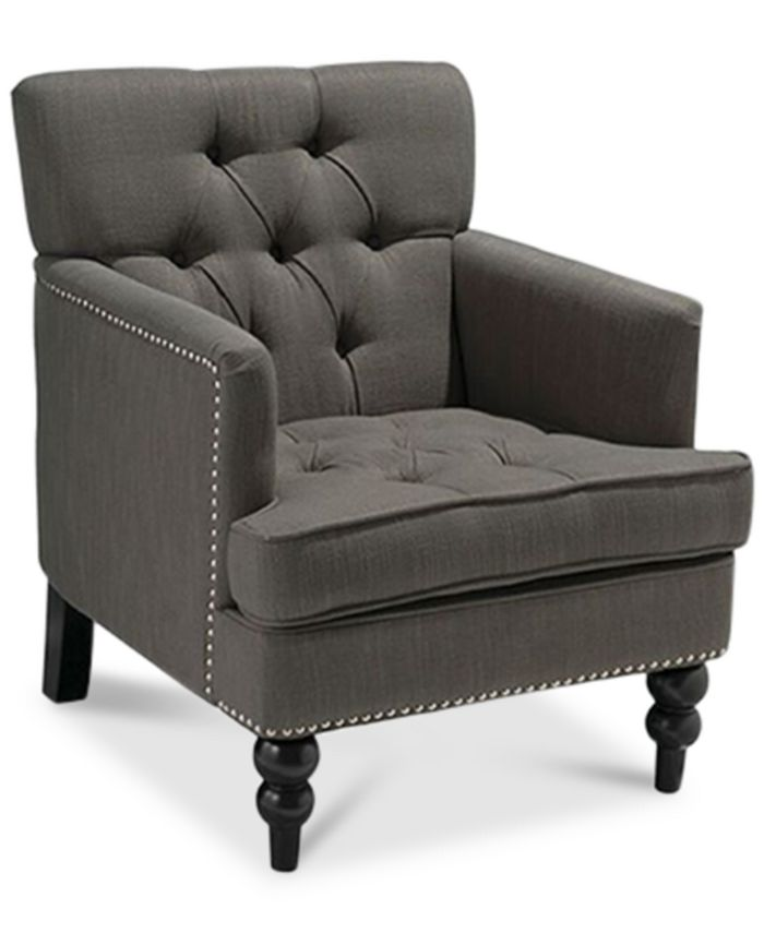 Noble House - Talmon Club Chair, Direct Ship
