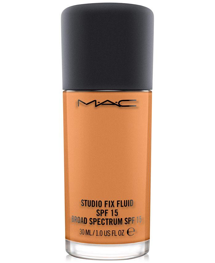 MAC - Studio Fix Fluid SPF 15