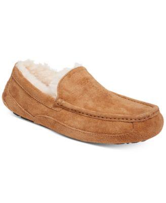 UGG® Men's Ascot Moccasin Slippers