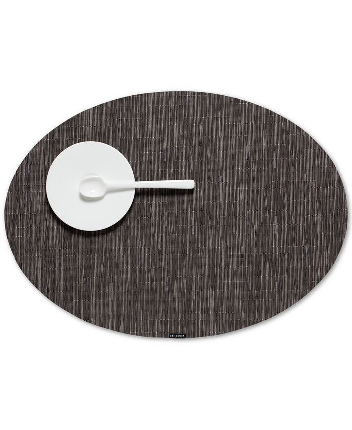 Chilewich - Bamboo 14'' x 19.25'' Oval Placemat