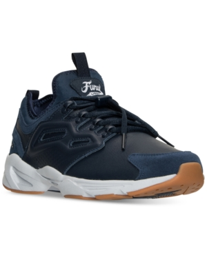 Reebok Men's Fury Adapt Casual Sneakers from Finish Line