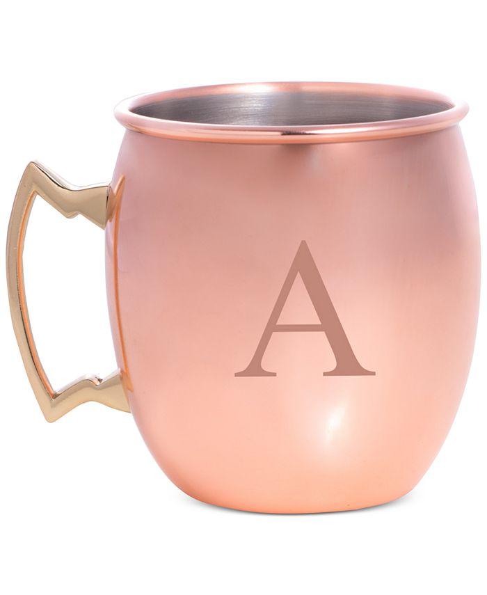 Bey-Berk - Monogrammed Moscow Mule Mug