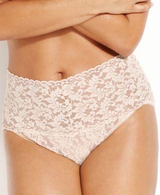 Plus Size Retro Vkini Underwear