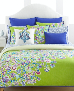 Tommy Hilfiger Bedding, Folklore European Sham Bedding