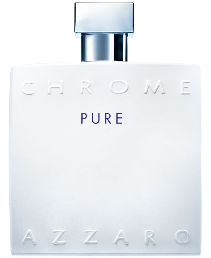 Azzaro - Chrome Pure Fragrance Collection